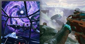 Mimozemská planeta ve virtuální realitě: Ve Farpoint můžete střílet sci-fi puškou vlastníma rukama