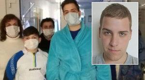 Dušan (†21) šel k zubaři s bolestí, zjistili mu leukémii: Zákeřné chorobě podlehl