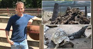 Utajená zoo v centru Prahy: Mají tu krokodýly, opice i klokany