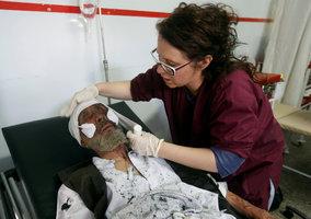 Exploze na pohřebním průvodu v Kábulu: Zemřelo nejméně 20 civilistů