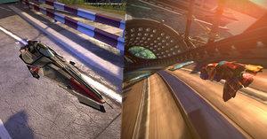 Návrat do budoucnosti: WipEout Omega Collection jsou futuristické závody plné adrenalinu