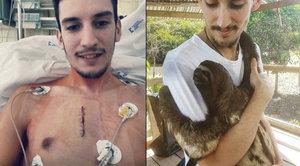 Petra s rakovinou skosily vysoké horečky: V Peru ho léčí lenochod!