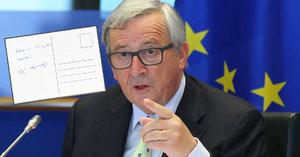 Šéf EU Juncker pro Blesk: Končí regulace splachování záchodků i houpaček