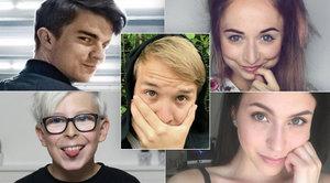 Znáte české youtubery? Podívejte se na ty, kteří nejvíc vydělávají