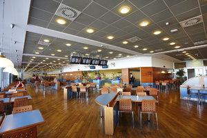 Dobrý oběd na letišti pořídíte již za 95 korun