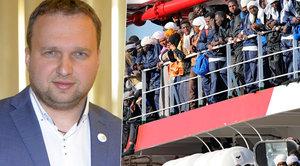 Jurečka: Miliony migrantů z Afriky? Hrozí nám problém, ale můžeme i pomoci