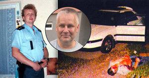 Záhadná smrt v případu Kajínek: Policista z místa činu se zastřelil před propuštěním vraha