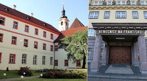 Nemocnici Na Františku má řídit »soukromník«: Podle opozice o ni Praha 1 může přijít
