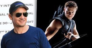 Hvězda Avengers Jeremy Renner ve Varech: Ruce mám zlámané z natáčení