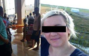 Pobodaná Češka v Hurghadě je účetní Lenka. V nemocnici si poleží týden