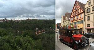 Návrat do středověku! To je návštěva bavorského Rothenburgu