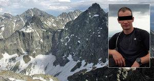 Martin se ztratil ve Vysokých Tatrách, jeho mrtvolu pomohl najít bratr