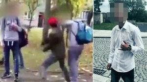 Šokující agresivita školáka z Loun: Brutálně ztloukl dvě děti