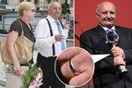 Josef Somr se oženil! Víme, kdo je jeho žena