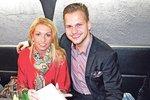 Martin Chodúr a Ivona Selníková čekají miminko
