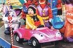 Tipy na víkend (nejen) s dětmi: Na kolotoče a do pohádky!