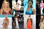 Tyhle celebrity mají problémy s váhou. Hrozí jim anorexie?
