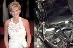 Princezna Diana po tragické nehodě v Paříži: Jaká byla její poslední slova?