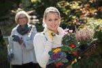 Připravte své květiny na zimu: Letničky hoďte do koše a muškáty ostříhejte