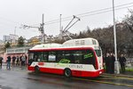 Nový elektrobus pro Prahu za 12 milionů: Do kopce sotva funí!
