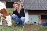 Šílený farmář Pavel: Chlívek nejen na hlavě, ale i na farmě!