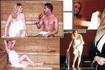 Polonahá Ornella v sauně: Jak nás při sexu načapala Němka!