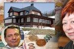 Paroubková vybrala 20 milionů pro děti, investovala je do chalupy!