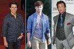 Slavní prcci: 15 mužských celebrit, které jsou menší, než jste si mysleli