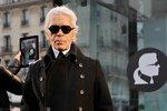 Chanel mu nestačí: Karl Lagerfeld vydává vlastní noviny
