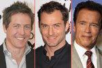 Slavní rozsévači: Levobočky má i Jude Law, Hugh Grant a Schwarzenegger
