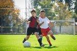 Jako Ronaldo nebo Messi: Děti ve Lhotce poznají, co umí fotbalový míč