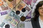 Vláda před volbami zvedá minimální mzdu. Od ledna stoupne na 12 200 Kč