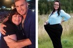 Zhubla 50 kilo kvůli jediné fotce se svým idolem. Jak to dokázala?