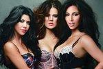 Kourtney, Khloé a Kim. Tyto tři krásky vydělávají miliony.