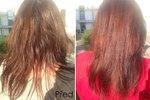 Vyzkoušeno: vlasy bez chemie. Redaktorka zjistila, co se stane, když skončíte se silikony