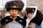 Krále a královnu v Popelce ztvárnili němečtí herci