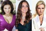 Tajemství jejich krásy: Jakou kosmetiku používá Kate nebo Dana Morávková?
