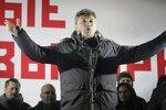 Putinův kritik a opoziční politik Boris Němcov