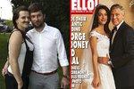 Tajné svatby roku 2014: vdala se Marta Jandová, oženil se Jan Saudek i Brad Pitt