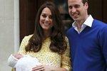 Co potřebujete vědět o dceři Kate a Williama: Jak se jmenuje i kdy se narodila