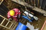 Otrávená voda v Praze: Kamerový průzkum potrubí v Dejvicích