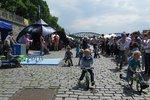 Na nábřeží Vltavy čeká na děti osm desítek atrakcí