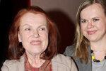 Sabina Remundová je mamince Ivě Janžurové velmi podobná.