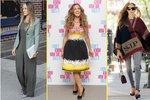 Top 10 nejlepších outfitů módní ikony Sarah Jessiky Parker