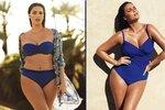 Vybíráme plavky: Které zamaskují větší nebo povislé bříško?