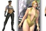 Jak se vám líbí hrdinky videoher s pár kily navíc?