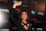 Sophia Loren na červeném koberci: Mladé kolegyně strčila do kapsy!