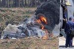 V Rusku havaroval bitevní vrtulník. Při letecké show před zraky diváků