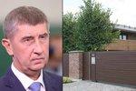 Babiš o únosu dětí: Policie bydlela týdny u nás na zahradě!