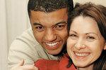 Rey Koranteng s manželkou Monikou: Dohromady je dal arogantní pohled a naštvání!